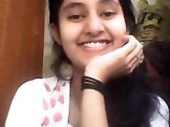 Indian Skype girl