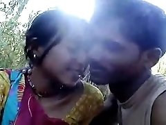 northindia dame show off outdoor and burst girl touch