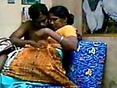 Aunty with her devor, together enjoying Getting Fucked After Heavy Mounds Deep Throating - Wowmoyback
