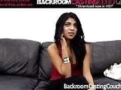 Married Indian Teen&#039_s First Assfuck on Casting Sofa