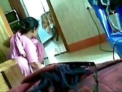 Spycam maid