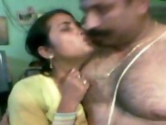southindian not ncle screwing and with his young wifey