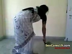 Bangla Desi Wifey Magnificent Farting Home Aloneb On SexCams19