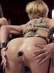 Its a beautiful Sunday Brunch and The House is packed with our most salacious local BDSM...