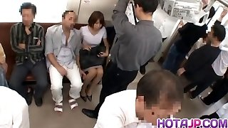 Sizzling Cougar Gets Her Pantyhose Pulled Down To Fuck On A Teach