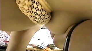 Japanese Femmes Close-up Panties Pursuit