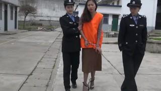 chinese girl at jail partThree
