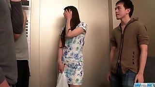 Nana Nakamura acts ultra-kinky and voluptuous in top trio