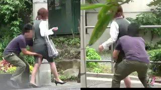 Unclothing Turning skirt