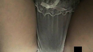 Mini-skirt Nymphs Low Angle Viewing