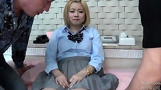 Extreme chinese deep anal gangbang