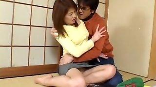 Insane Japanese whore in Wondrous  Uncensored, 69 JAV movie
