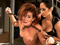 Savannah Fox returns for more spanking, punishment, fisting, deep anal and extreme squirting in...