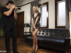 A role play fantasy where Dakota Skye plays a naive model that visits a creepy photographer for...