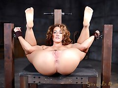 Savannah Fox is the stuff dreams are made of. Toned, curly red hair. perky natural tits and a...