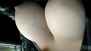 breasts turgid with milk splashing