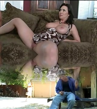 Mom gets a great creampie