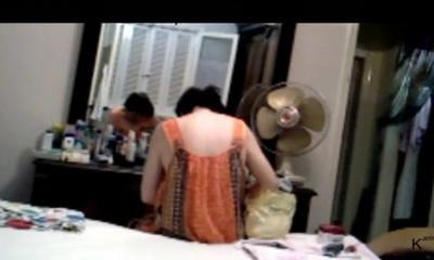 Desi wife voyeurly caught
