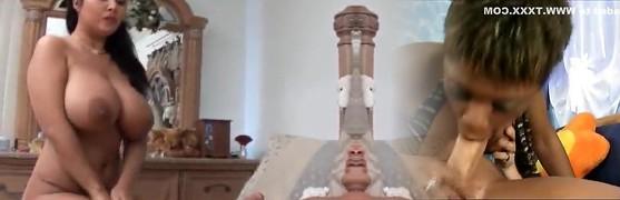 Big boob Big Butt Indian gets fucked hard
