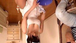 Japanese maid fuck uncensored