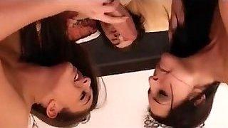 Gracie and Mischa Brooks - My dame super-hot fri