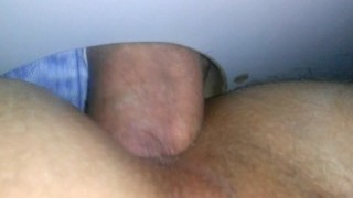 another anonymous gloryhole creampie