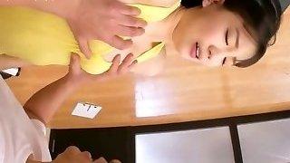 Koharu Suzuki Fucks On Gym Equipment Massive 36 Inch Milk Cans Jizz In Hatch
