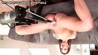 Leanna Sweet & Butterfly in 19 Year Old Butterfly Likes A Knuckle Up Her Beaver - FilthyAndFisting