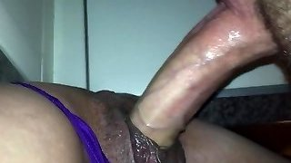 My Sexy Wife Squirting Firm on my Cock again