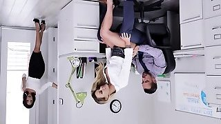 Isabelle Deltore, Isabella Ultra-cute In Intra Office Intercourse Romp