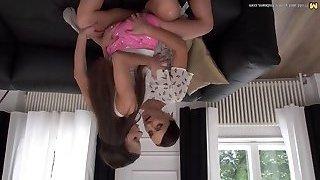 Natalya E. and Sage senior young girly-girl