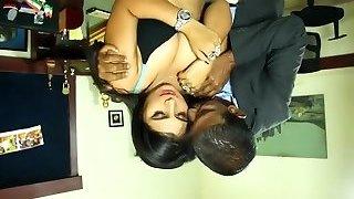 Hotty Heroine Ke Sath Producer Ka Kaam Leela - Hindi Hot Short Film