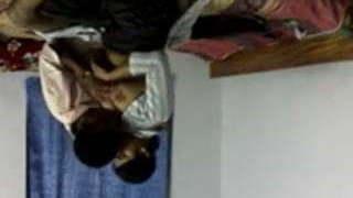 Desi private tuition schoolteacher Panna master bang burka teen