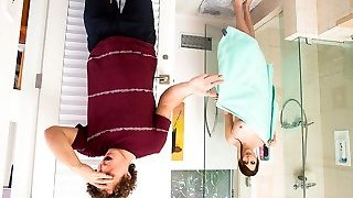 Nina Skye & Robby Echo in MyWifesHotFriend