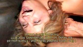 Reagan (Meeeee lol) Wide Open her Rectum in Shower