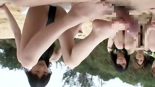 Best Japanese slut in Fabulous Cunnilingus, Foot Fetish JAV clip