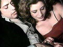 Hillary Summers, Kyoto Sun, Laurien Dominique in vintage porn clip