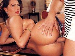 French retro lady shagged