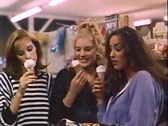 Shauna Grant, Ron Jeremy, Jamie Gillis in classic porn movie