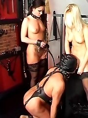With Gina in the dungeon part IV