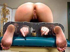 Krissy Leighs overnight stay at the hospital is full of sexual domination and lesbian sex. Nurse...