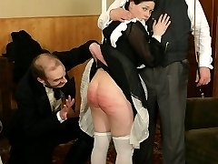 Waitress caned for a doing a miserable job