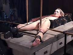 Natasha is not only into being tormented, but she actually makes it a sexual experience. She...