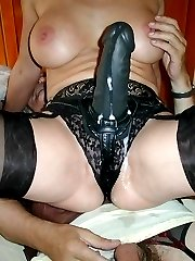 cuckold femdom humiliation smoking fetish pics