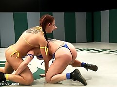 Tied for 2 in the lightweight Division, Cheyenne and Darling show us why no one could decide who...