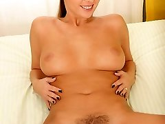 Babes Hairy Pussy Gets Gaped