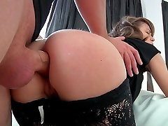 The prospect of having her assed fucked by our guy doesnrsquot scare her!