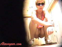 Watch amazing voyeur pissing vids made by hidden cam