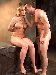 In this erotic fantasy role play, Mellanie Monroe and Alura Jenson live out their sexual...