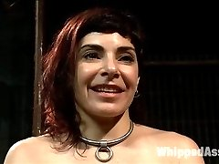 Welcome the always sexy Annika back to Whipped Ass! This time around Annika suffers at the whim...